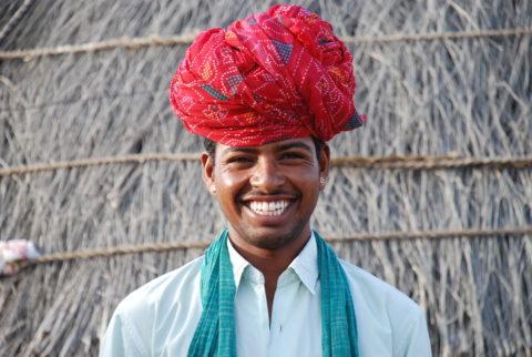 People of the Jamba Village