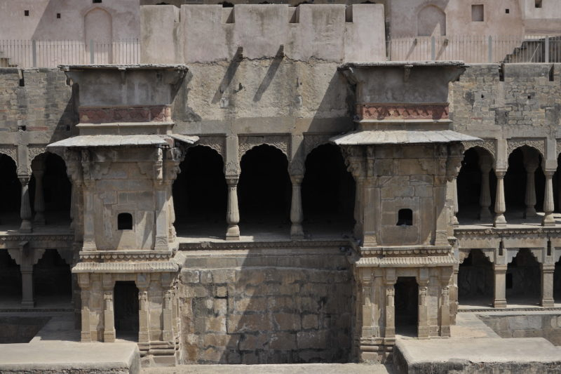Chand Bawri Step-Well, Abhaneri